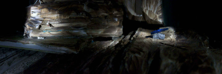 foto op dibond, 130 x 45 cm