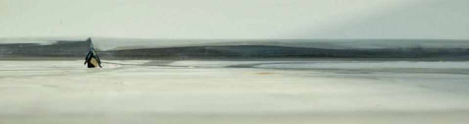 foto op dibond, 145 x 40 cm