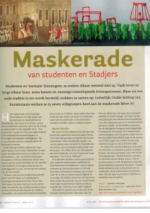 Magazine voor alumni en relaties, nummer 1, april 2014