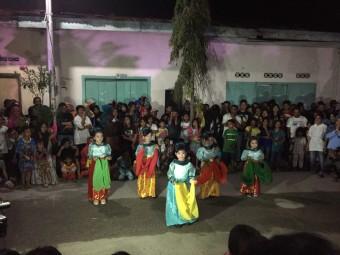 Show of: kinderen dans
